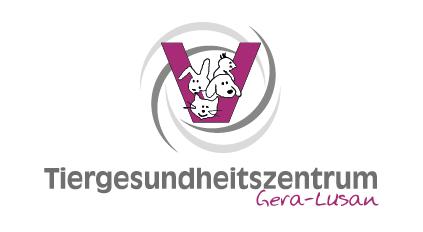 Logo-Tierarzt Kleintierklinik Gera Lusan